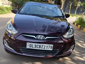 Used 2012 Hyundai Verna 1.6 VTVT MT for sale in Gurgaon