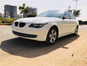 BMW 5 Series 520 D M Sport, 2009, Diesel AT in Ahmedabad