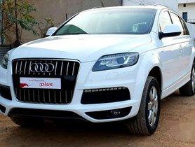 Audi Q7 3.0 TDI quattro Technology Pack, 2009, Diesel AT in Chandigarh