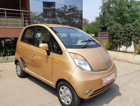 Tata Nano Twist XT, 2015, Petrol MT for sale in Kolhapur