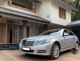 Used 2012 Mercedes Benz E Class AT for sale in Tirur