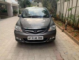 Used 2008 Honda City MT for sale in Hyderabad