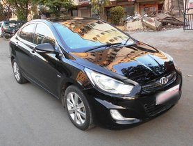 2013 Hyundai Verna 1.6 SX CRDi (O) MT for sale in Mumbai
