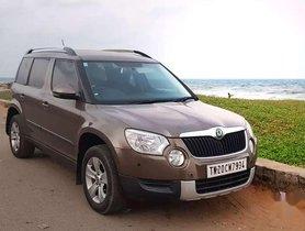 Used 2012 Skoda Yeti MT for sale in Chennai