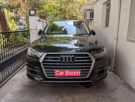 2017 Audi Q7 45 TDI Quattro Technology AT for sale in New Delhi