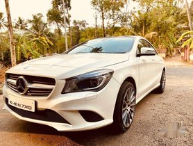 Used 2016 Mercedes Benz CLA AT in Muvattupuzha