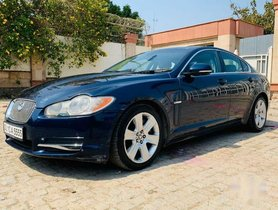 Used Jaguar XF 2010 AT for sale in Gurgaon