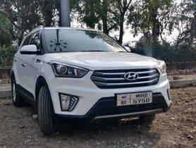 Hyundai Creta 1.6 CRDi SX Plus 2017 MT for sale in Nagpur