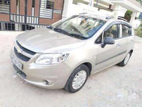 Used Chevrolet Sail 1.2 LS 2013 MT for sale in Hyderabad