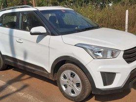 Used 2017 Hyundai Creta MT for sale in Bhilai