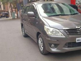 Toyota Innova 2.5 G 7 STR BS-IV, 2012, Diesel MT for sale in Mumbai