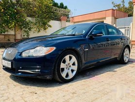 Used Jaguar XF Petrol 2.0, 2010, Petrol AT for sale in Gurgaon