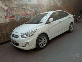 Used 2013 Hyundai Verna 1.6 CRDi SX AT for sale in Kolkata