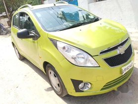 Chevrolet Beat LT 2010 MT for sale in Hyderabad