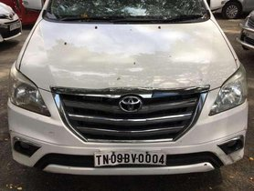 Used 2014 Toyota Innova 2.5 E MT for sale in Chennai
