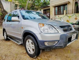 Used 2004 Honda CR V AT for sale in Chennai