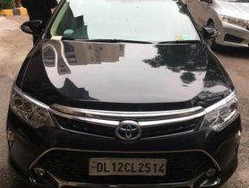 Used 2017 Toyota Camry AT for sale in New Delhi