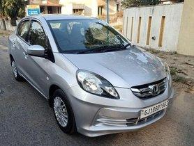 2015 Honda Amaze EX i-Dtech MT in Ahmedabad
