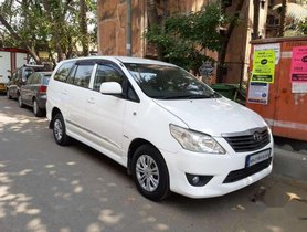 2012 Toyota Innova 2.0 GX 8 STR MT for sale in Mumbai