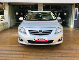 Used Toyota Corolla Altis 1.8 G 2009 MT in Mumbai