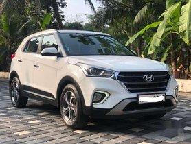 Used 2018 Hyundai Creta 1.6 SX Automatic AT for sale in Kochi