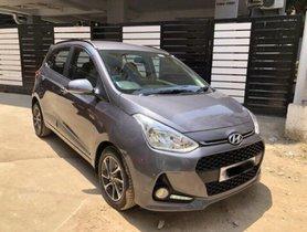 Used Hyundai Grand i10 1.2 Kappa Asta 2019 MT in Chennai