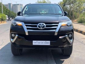 2016 Toyota Fortuner AT for sale in Goregaon