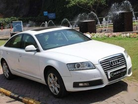 2010 Audi A6 2.7 TDI AT for sale in Mumbai