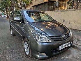 Toyota Innova 2.5 GX BS IV 7 STR, 2010, Diesel MT in Mumbai