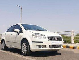 Fiat Linea Emotion Pk 1.4, 2009, Petrol MT in Dhule