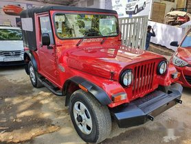 Mahindra Thar CRDe 2016 MT for sale in Kolhapur
