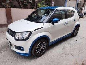Maruti Suzuki Ignis 1.2 AMT Delta 2018 AT for sale in Nagar