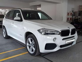 BMW X5 xDrive 30d Expedition 2018 AT in Hyderabad