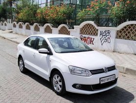 Volkswagen Vento 2010 AT for sale in Mumbai