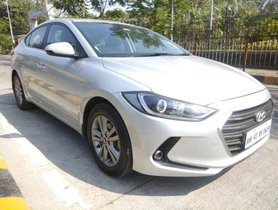 2017 Hyundai Elantra CRDi SX AT for sale in Mumbai