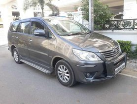 2013 Toyota Innova MT for sale in Hyderabad