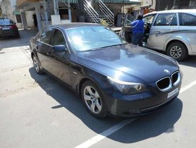 BMW 5 Series 520d Sedan, 2009, Diesel AT in Chennai