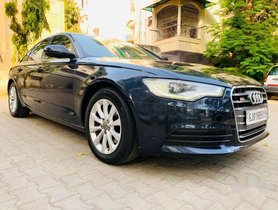 Audi A6 2.0 TDI Premium Plus, 2013, Diesel AT in Ahmedabad