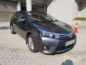 2015 Toyota Corolla Altis VL AT for sale in Thane