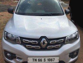 Renault KWID 2016 MT for sale in Coimbatore