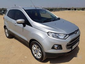 Ford EcoSport 2014 MT for sale in Ahmedabad