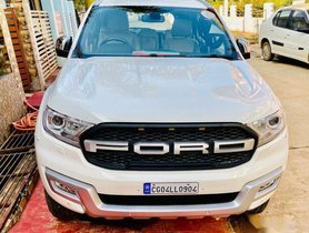 2016 Ford Endeavour AT for sale in Raipur