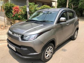 Used Mahindra KUV100 NXT 2016 MT for sale in Bangalore