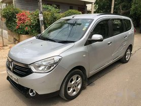 Used Renault Lodgy 2015 MT for sale in Nagar