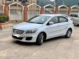 Used Maruti Suzuki Ciaz 2016 MT for sale in Amritsar