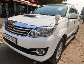 Used 2012 Toyota Fortuner MT in Ahmedabad