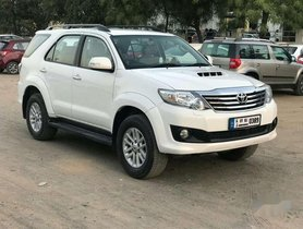 Used 2014 Toyota Fortuner AT for sale in Ahmedabad