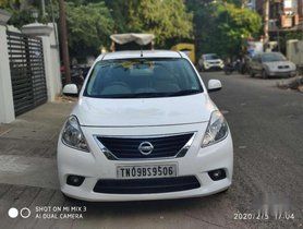 Nissan Sunny XV Premium Pack (Leather), 2013, Diesel MT in Chennai