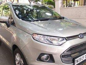 Ford Ecosport EcoSport Titanium 1.5 TDCi, 2016, Diesel MT in Chennai