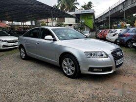 2010 Audi A6 2.7 TDI AT for sale in Kochi